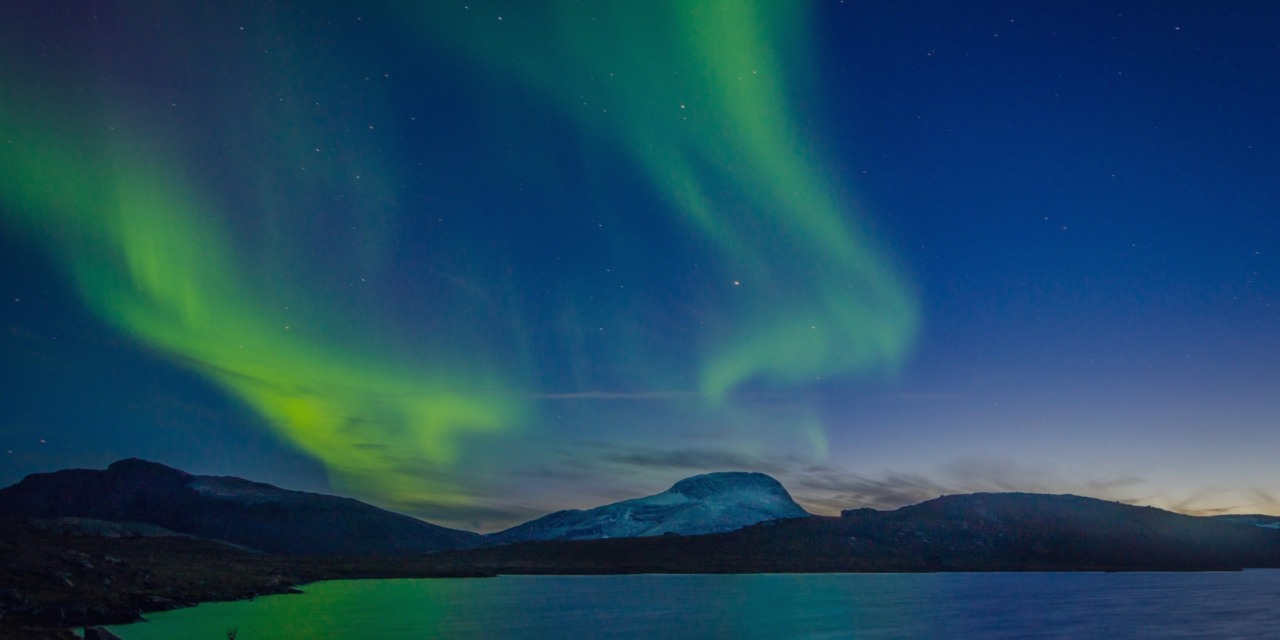 The Aurora of Swedish Lapland