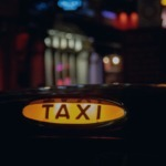 The Enigmatic Hackney: I ❤️ London Black Taxi