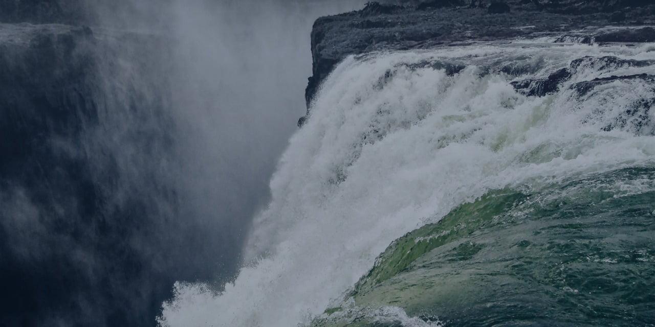 Camper Van Trip to Victoria Falls