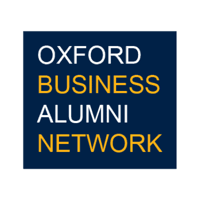 Oxford Business Alumni OBA logo, Tarak Nath Gorai is an Oxford University Alum